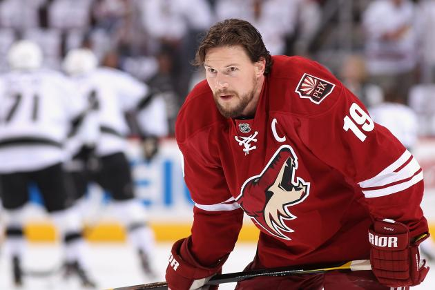 Shane Doan Will Re-Sign with Coyotes If Sale to Greg Jamison Is Completed