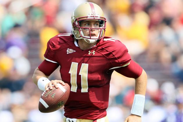 Heading into Maine Matchup, Chase Rettig Not Entirely Satisfied with BC Offense