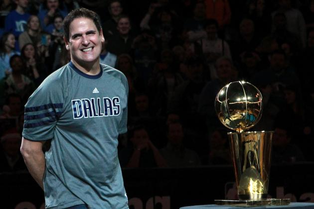 Mark Cuban Shouldn't Leave All Basketball Decisions to Donnie Nelson