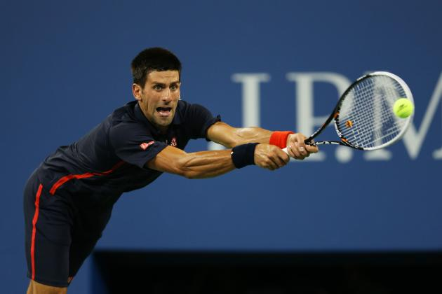 US Open 2012: Novak Djokovic Reaches Semifinals, Defeats Juan Martin Del Potro