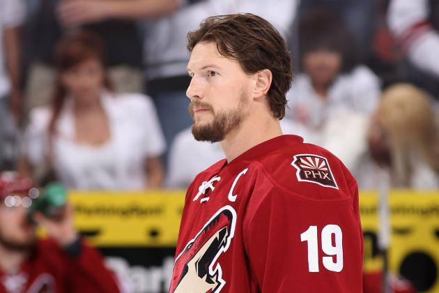 Shane Doan: Deal in Place with Phoenix Coyotes, Waiting on Greg Jamison