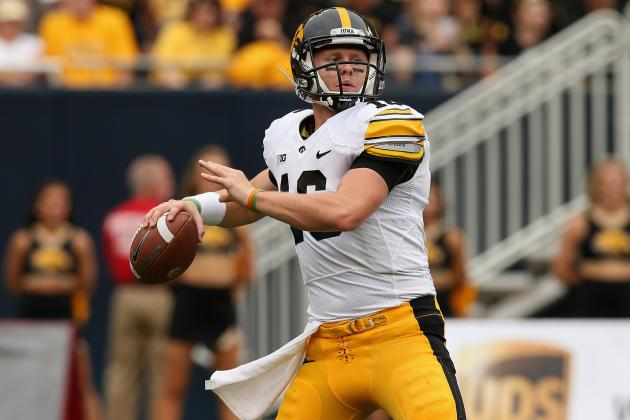 Big Ten Football: What Happened to All the Good Gunslinging Quarterbacks?