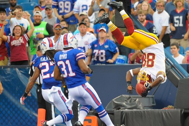 Washington Redskins' Pierre Garçon Will Have Breakout Year in 2012