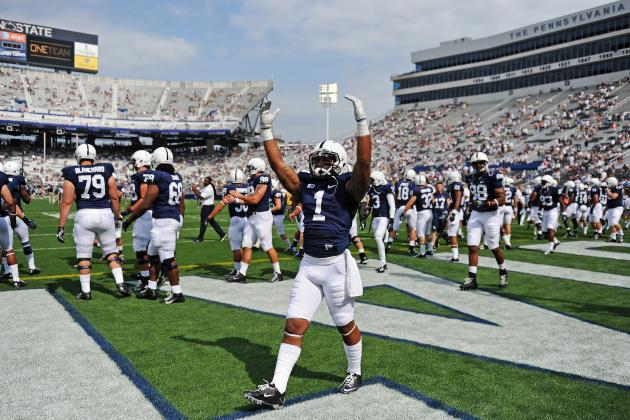 Penn State Football:  Why Virginia Game Will Make or Break PSU for Entire Season