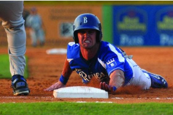 Bubba Starling: Royals' Top Prospect Finishes First Pro Season at Burlington