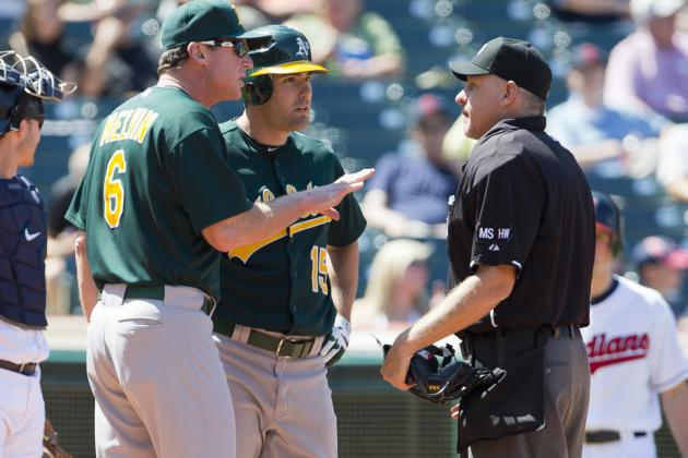 Oakland Athletics: What Seattle Series Means to Athletics' Playoff Hopes