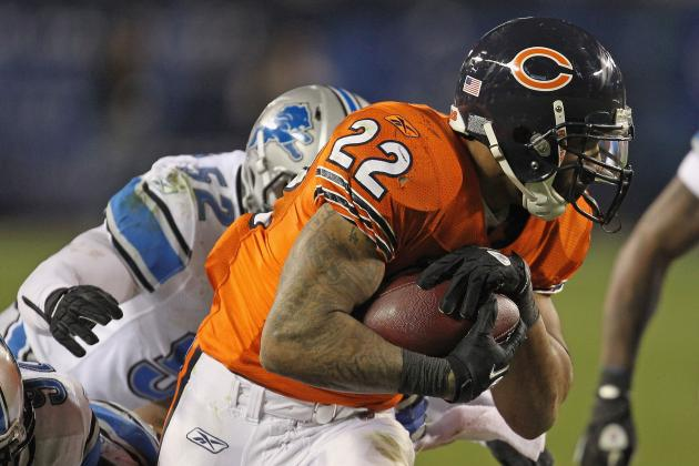 Fantasy Football 2012: Running Backs That Will Be Fantasy Machines in Week 1