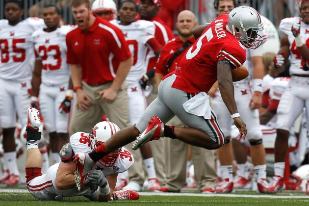 Ohio State Football: Why Braxton Miller Is Not a Heisman Trophy Candidate Yet