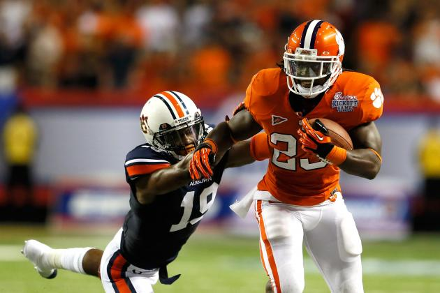 Clemson's Andre Ellington Must Be Considered a Heisman Candidate This Season