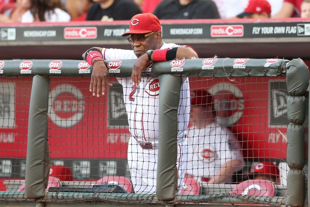 Cincinnati Reds' Dusty Baker Needs to Be Considered for N.L. Manager of the Year
