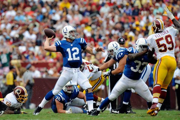 Colts vs. Bears: Spread Info, Line and Predictions