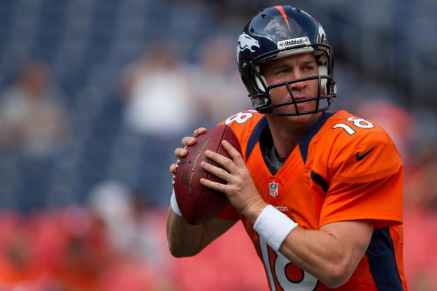 Peyton Manning Trophy Watch: How Much Success Can Denver Expect in 2012?