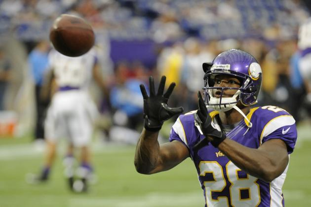Fantasy Football Backfield Beat: Will AP Play, Who Will Start in Pitt. & More