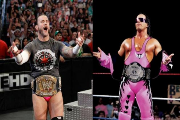 WWE: Why CM Punk Must Attack Bret Hart on Upcoming Edition of RAW