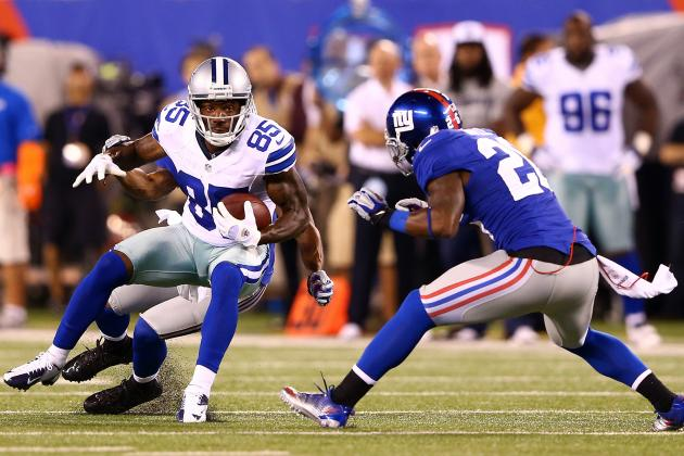 Fantasy Football Sleepers 2012: Kevin Ogletree and WRs Sure to Be Stars