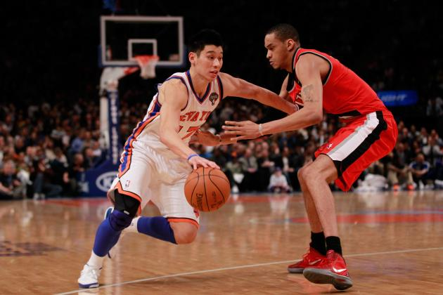 Jeremy Lin: Why Houston Rockets' Star Won't Make All-Star Squad in 2012