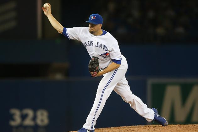 Toronto Blue Jays: Looking Inside Steve Delabar's Incredible Comeback Story