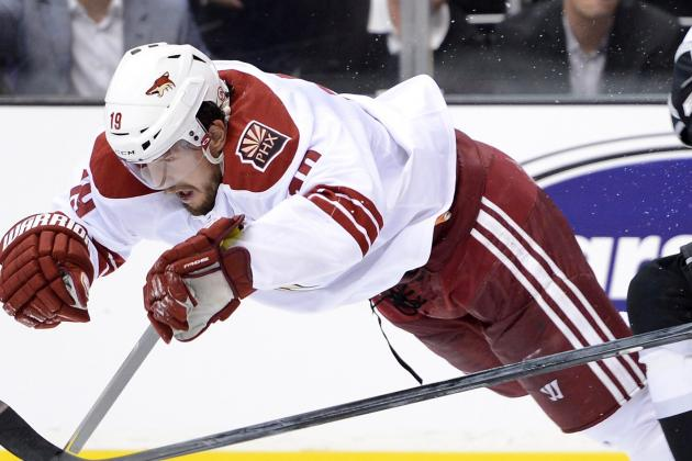 NHL Free Agency: What Shane Doan's Deal with the Coyotes Means