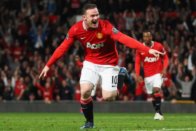 Wayne Rooney Wants to End His Career at Manchester United