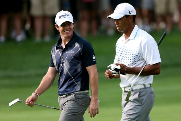 BMW Championship 2012: Projecting the Leaders After Day 2