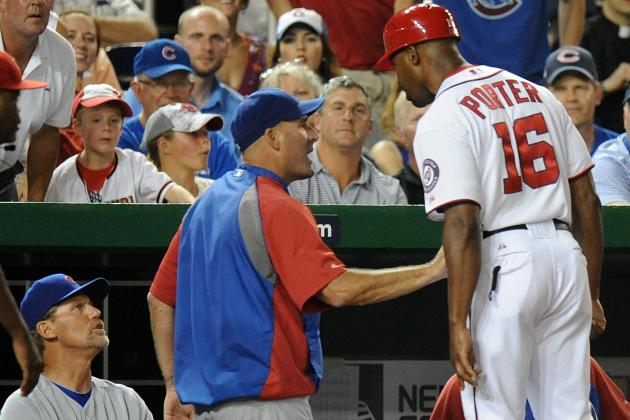 Cubs-Nationals Brawl: Why Silly Unwritten Rules Stoked Scuffle