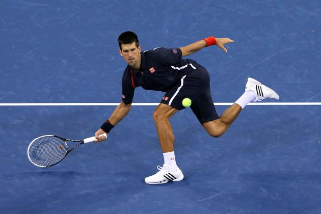US Open 2012 Men's Semifinals: Complete Guide to Novak Djokovic vs. David Ferrer