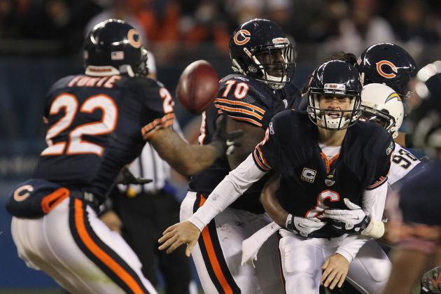 Chicago Bears: Forte, Not Cutler, Benefits Most from the Marshall Acquisition