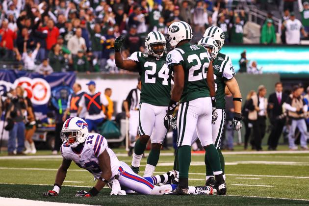 Bills vs. Jets: Spread Info, Line and Predictions