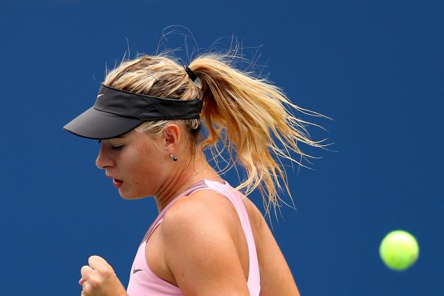 2012 U.S. Open: Maria Sharapova and Serena Williams, More Than Tennis Players