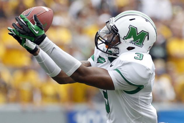 Marshall Football: Is Aaron Dobson Going to Play Against WCU?