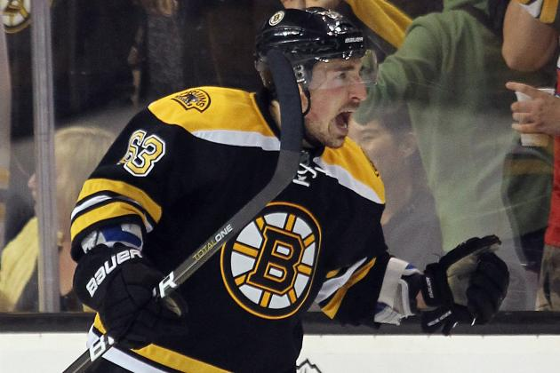 Brad Marchand's New 4-Year Contract with Bruins Is Great Deal for Both Sides