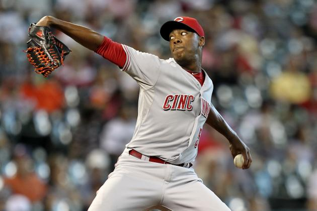 Relief Efforts: Aroldis Chapman Easily Best RP in Fantasy