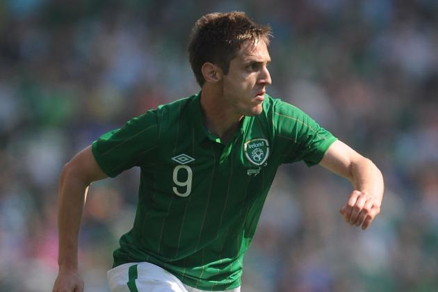 Kazakhstan 1 Republic of Ireland 2: Match Report