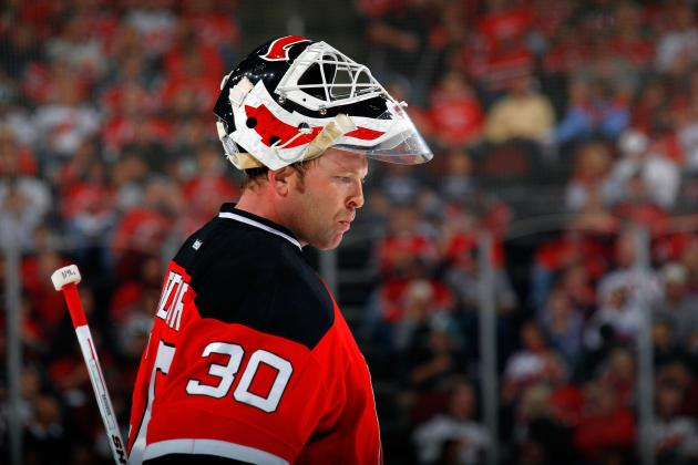 NHL: Projecting Martin Brodeur's Stats for the New Jersey Devils in 2012-2013