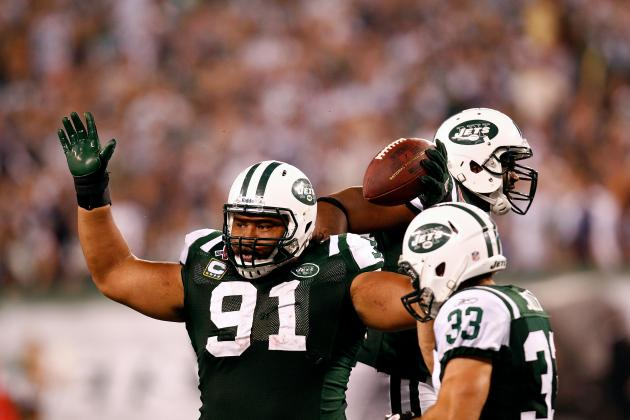 Bills vs. Jets: Can New York Overcome the Absences of Sione Pouha, Eric Smith?