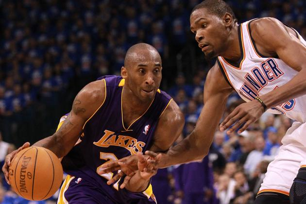 LA Lakers: Kobe Bryant Can Still Be a Top-5 Player, with Dwight Howard's Help