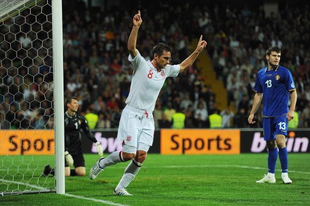 Moldova 0-5 England: World Cup Qualifier As It Happened