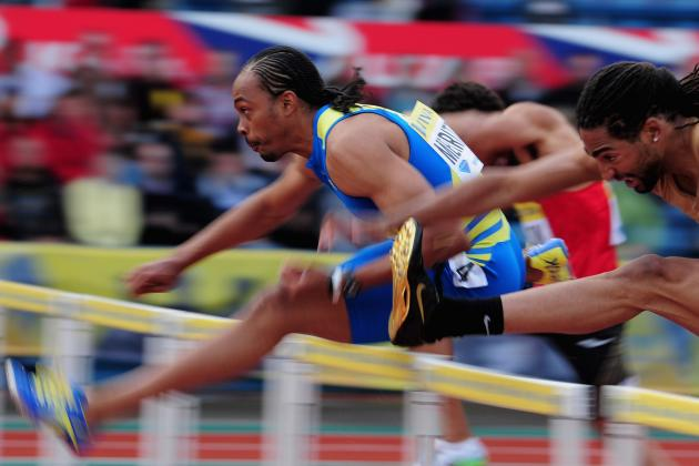 Aries Merritt: New World Record in 110-Meter Hurdles at Brussels Diamond League