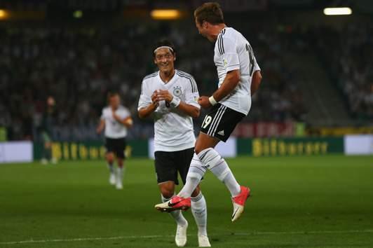 Match Report: Germany 3-0 Faroe Islands