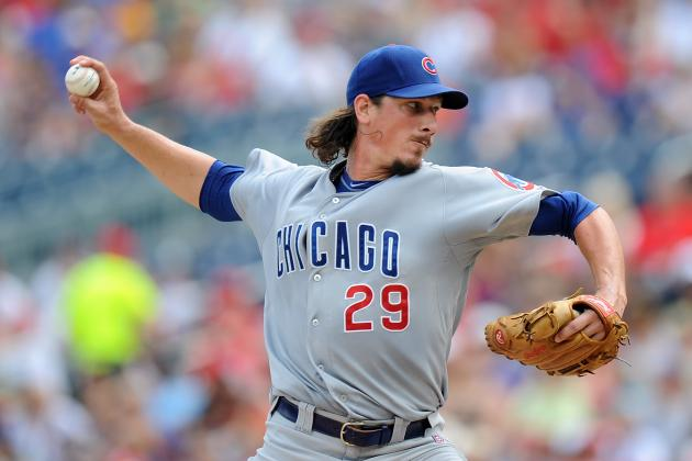 Samardzija to Be Shut Down