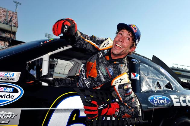NASCAR: Is Travis Pastrana Better Than Danica Patrick?