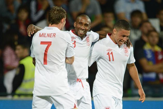 England Maul Moldova: How Roy Hodgson's Men Sent a Message to the World