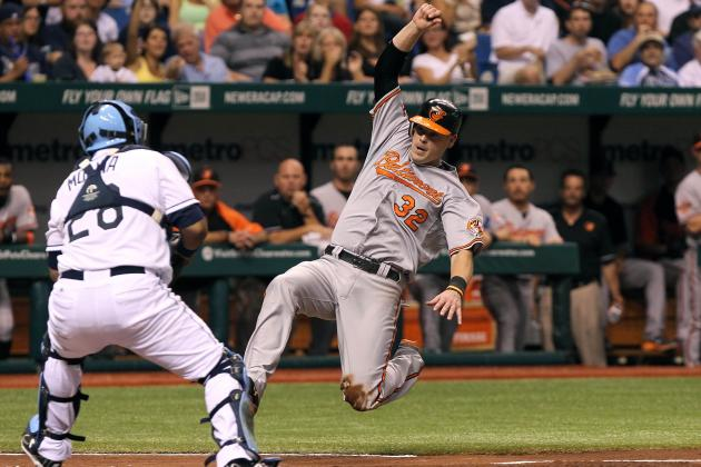 Who Has Schedule Advantage Between Yankees, Orioles and Rays in AL East Race?