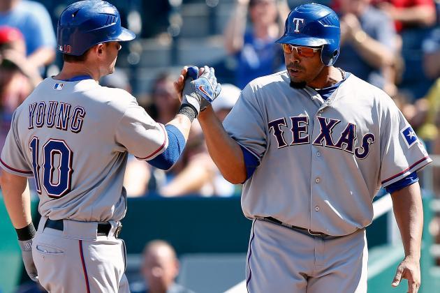 ESPN Gamecast: Rangers vs Rays