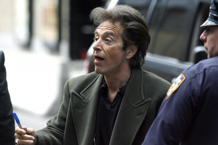 Al Pacino Will Reportedly Play Joe Paterno in Movie About Penn State Scandal