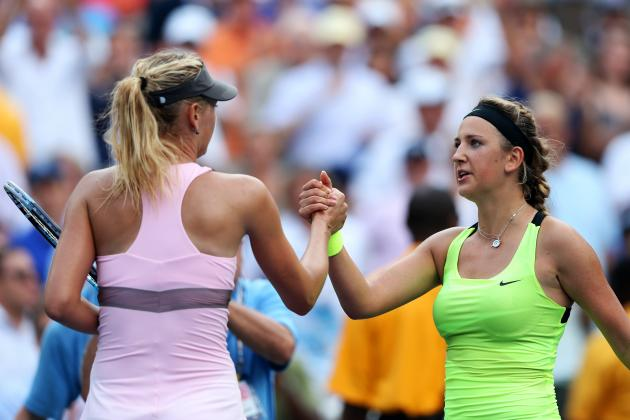 Tennis: Azarenka Defeats Sharapova in US Open, Carillo Laments Screams