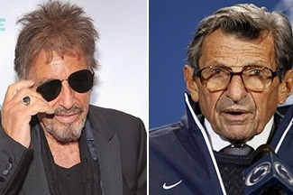 Al Pacino Reportedly Set to Play Joe Paterno in Possible Penn State Movie