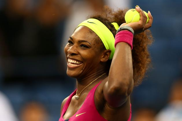 US Open 2012 Women's Finals: Serena Williams Will Cruise to 15th Grand Slam