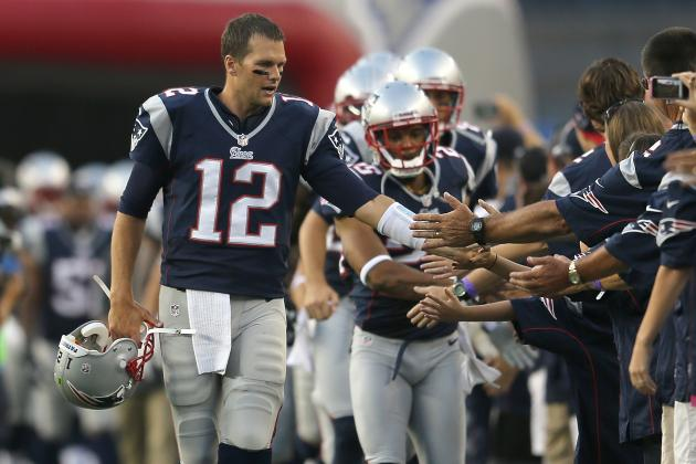 New England Patriots 2012: Who Is the One Player Who Will Make the Difference?