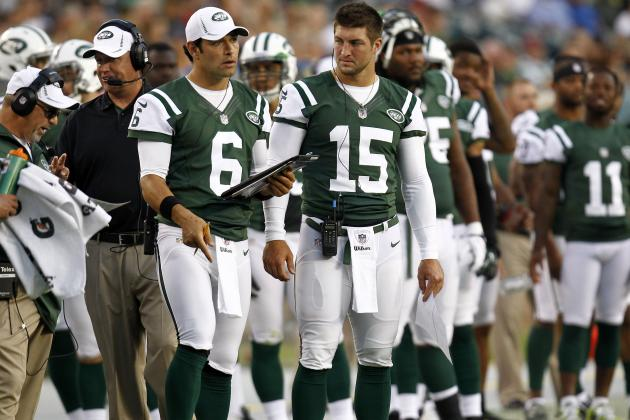 Tim Tebow: Projecting When Jets' Circus Act Will Crash and Burn